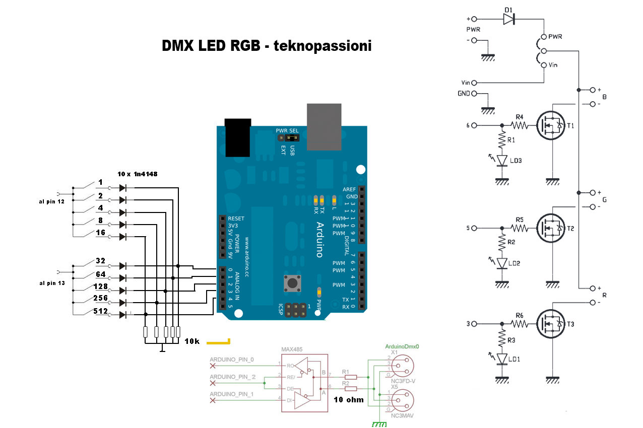 Max6675k and thermocouple arduino connection